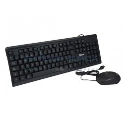 Kit teclado mas mouse...