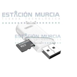 Adaptador Micro SD a USB...